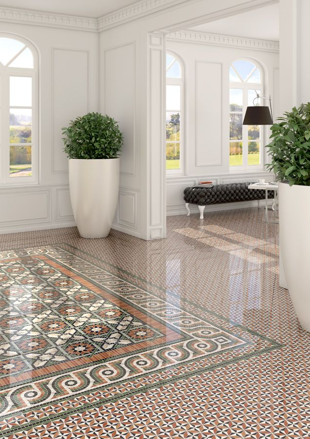 13 best tile marble look images on pinterest marble marbles and stunning entrance hallway in marble mosaic porcelain tiles from tiles dublin solutioingenieria Image collections