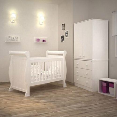 Cunas para bebés Charriot realizadas en MDF y laqueadas con lacas NO tóxicas. Variedad de modelos