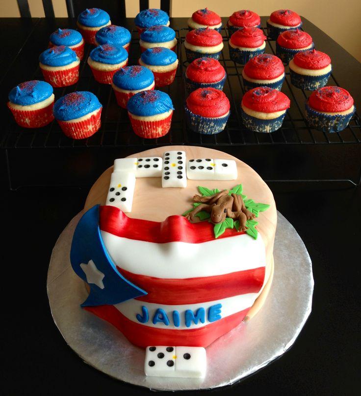 Puerto Rico Cake/ cupcakes