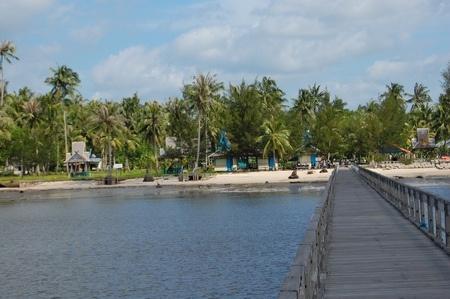 Kubu Beach , Kotawaringin Barat