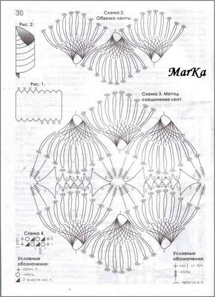Hairpin lace: Картинка