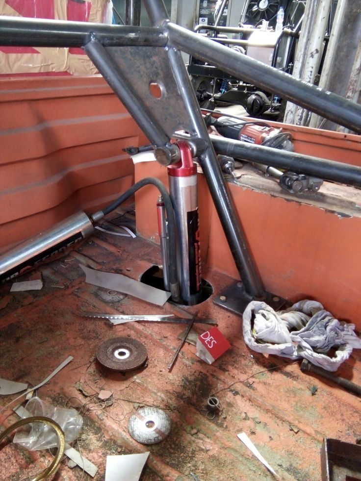 Rear suspension By Profender Inodnesia