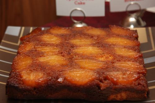 Caramelized Pineapple Upside Down Cake | Recipe