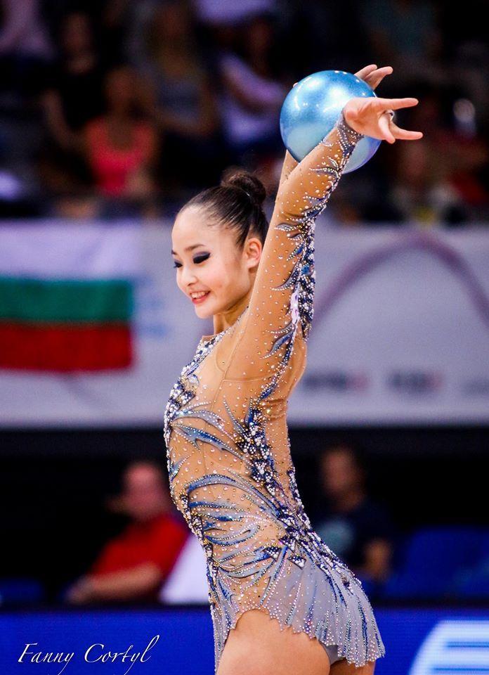 Kaho Minagawa (Japan), World Championships (Stuttgart) 2015