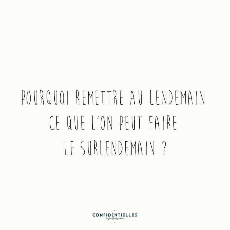 #flemmardise
