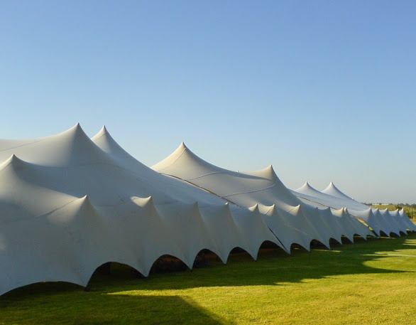 White Intents are ideal for a wedding and these tents are a regular at all the best festivals in the UK & 28 best Stretch tent Festivals images on Pinterest | Tents Tent ...