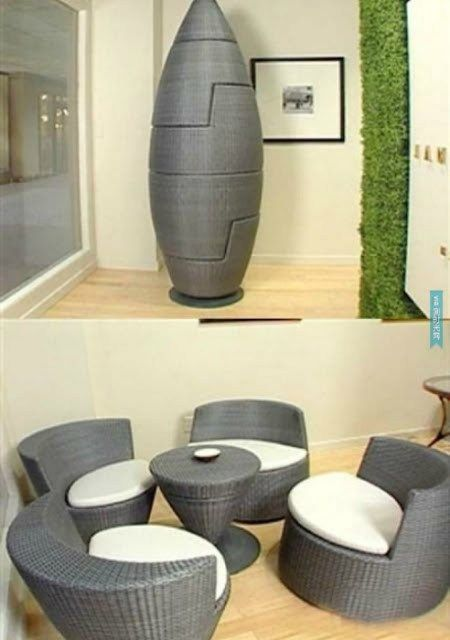 20 Multi-Purpose Convertible Furnitures for small spaces (15)