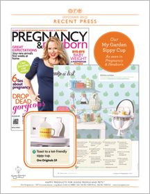 Pregnancy & Newborn Press | Oré Originals