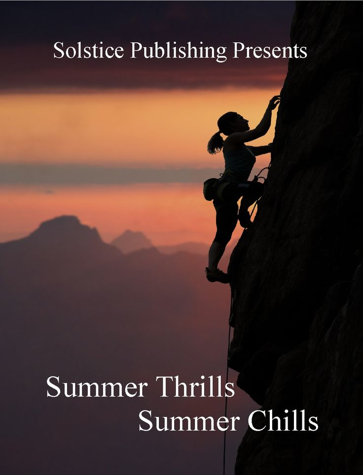 Get ready to shiver. But not from cold. A summer anthology including The Bully. http://bit.ly/summerthrill