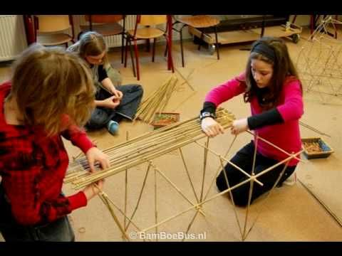 Constructies met bamboe!!!