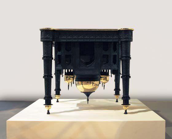 Taj Mahal TableTajmahal, Coffe Tables, Taj Mahal, Art, Mahal Tables, Furniture, Industrial Design, Studios Job, Products