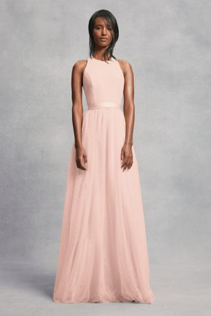 f785d4b9f02 A luxurious bridesmaid dress from White by Vera Wang