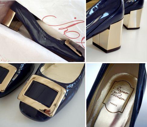 MaiTai's Picture Book: Paris shoes part two - Roger Vivier