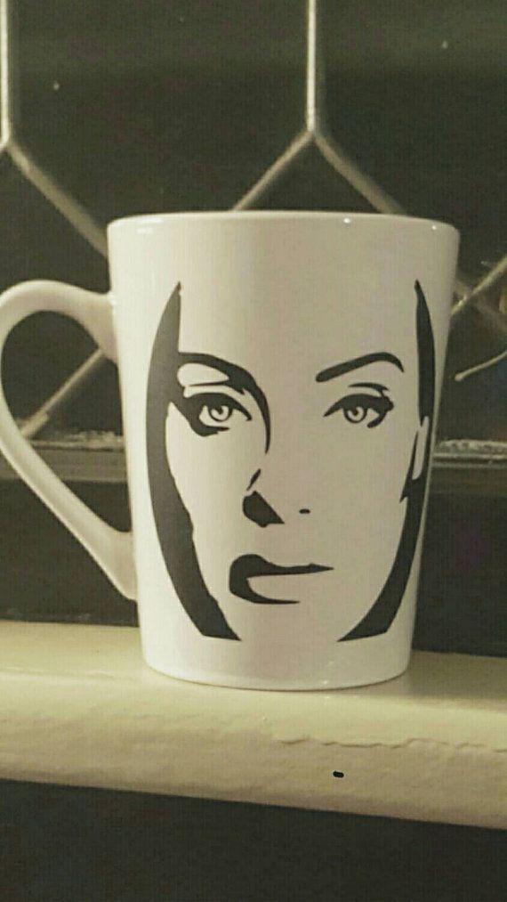 Adele 25 Album Hello It's Me Coffee Tea Cup Water by CRAFTFREAK4U