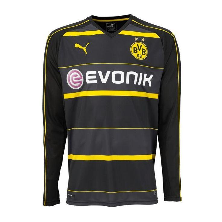 Vente Maillot Borussia Dortmund Extérieur Manches Longues Pas Cher OFF  Toutes les informations échangées pour traiter le paiement sont cryptées  grâce au ...