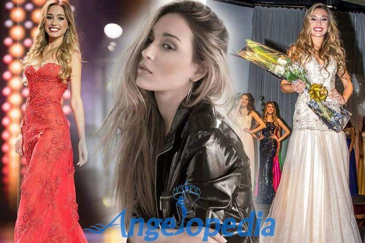 Miss Mundo Uruguay 2017 Winner Melina Carballo Miss World Uruguay 2017