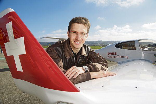 Simon Ammann: «Je suis heureux de pouvoir voler» - Coopération - Le magazine hebdomadaire de Coop