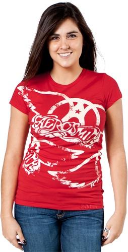 Jr Aerosmith Shirt