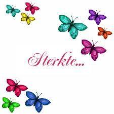 Sterkte (met vlindertjes)
