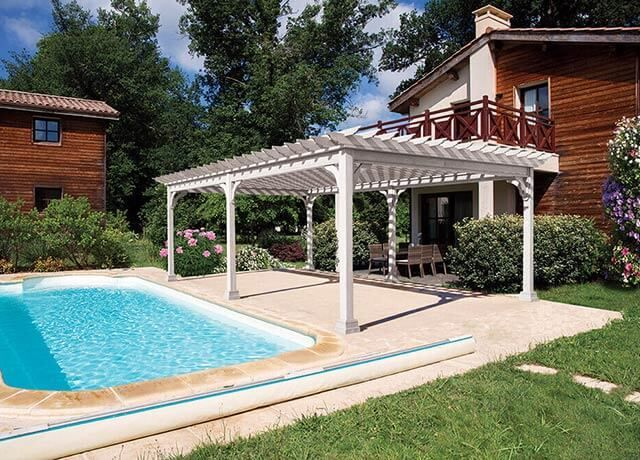 40 best Pergolas images on Pinterest Pergolas Amish and Backyard