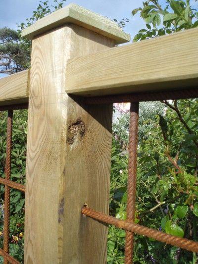 idee Orto recinto : ... Recinzione da giardino, Recinto da giardino e Recinzioni di orto
