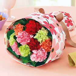 【母の日ギフト ランキング】花キューピットブーケ(フラワー)