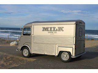 Citroen HY Van 1974 Coffee Van