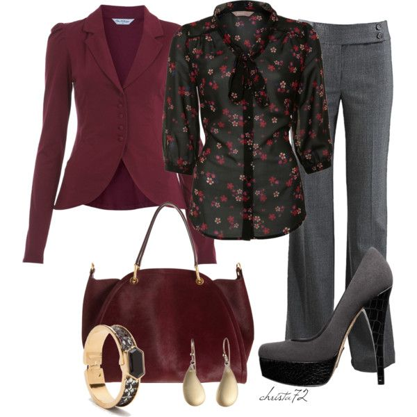 17 Best ideas about Burgundy Blazer on Pinterest | Sophisticated ...