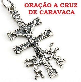 Uma forte proteção para que ninguém possa lhe fazer mal. Adquira a cruz em metal (tem de ter os anjos de cada...