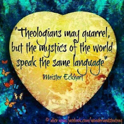 """Agamawan mungkin bertelagah, namun rohaniman sedunia berbicara dalam bahasa…"