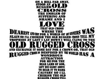 The 25 Best Old Rugged Cross Ideas On Pinterest