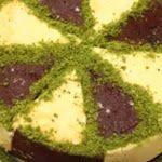 2 Mayıs Pazartesi Çay saati menüsü tariflerinden ' Krokanlı Pasta' tarifi.