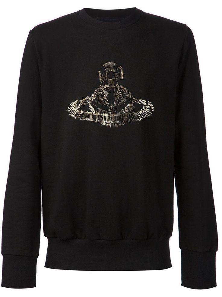VIVIENNE WESTWOOD orb print sweatshirt – Case Study