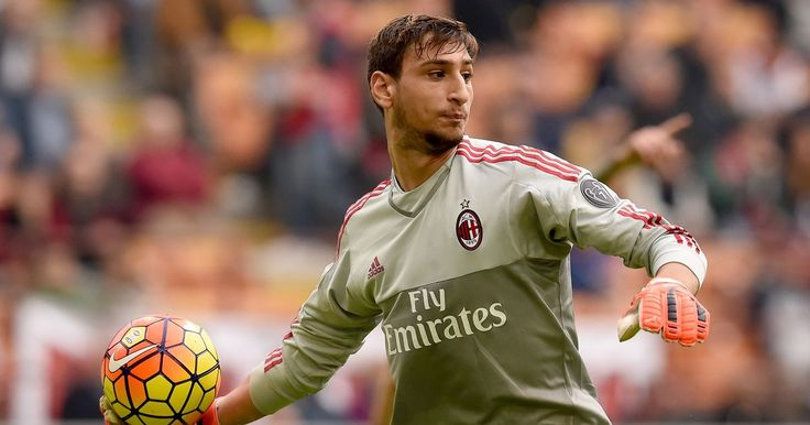 Gianluigi Donnarumma HD Images - Free download latest Gianluigi Donnarumma HD Images for Computer, Mobile, iPhone, iPad or any Gadget at WallpapersCharlie.com.