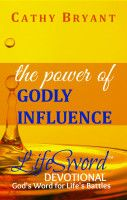 Free | eBook | Influence | Impact | Christian living | daily devotional | The Power of Godly Influence, an ebook by Cathy Bryant at Smashwords https://www.smashwords.com/books/view/715100
