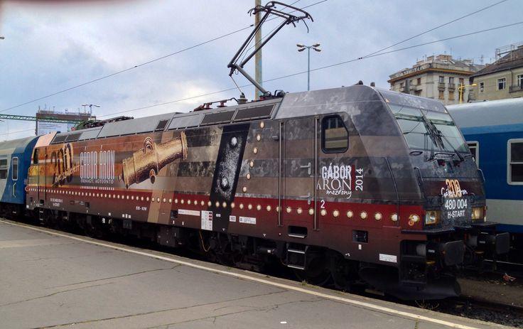 480 004 Déli Pályaudvar. Hungary, MÁV, Railway,