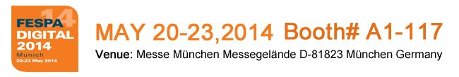 SUN-FLY will join in the FESPA Munich 2014 from May 20-23th.  Then we are going to bring our latest products to this grand event, including 3D Vacuumsub Heat Press, 3D Phone Cases and other sublimation blanks. This exhibition is a perfect opportunity to let me show you our new products and discuss business with you face to face.  Everyone here at SUN-FLY looks forward to meet you at the FESPA.