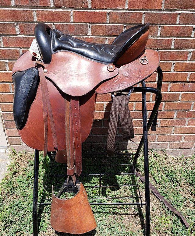 Ctk Gaited Saddle Model Taf 001 A 16 700 Tntack Tennesseetack Tennessee Tack Exchange Saddles