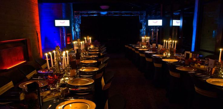 Exclusive Dinner event