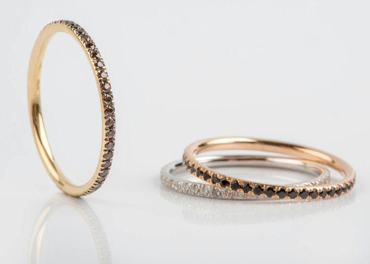 15%off Eternity DIAMOND Ring Gold diamond Band Full Eternity