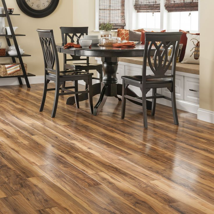 Pergo MAX W X Montgomery Apple Smooth Laminate Wood Planks Flooring For  Entire House