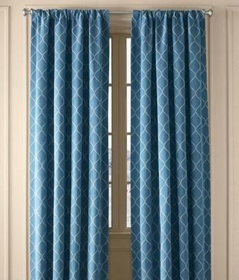 269 For 4 Pair With My Discount Trellis Lined Rod Pocket Curtains Arianne And John
