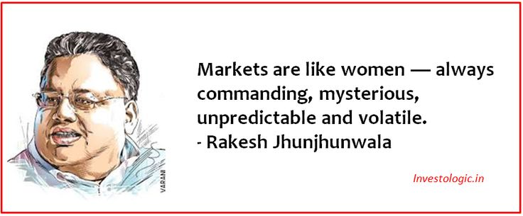 Rakesh Jhunjhunwala Quote