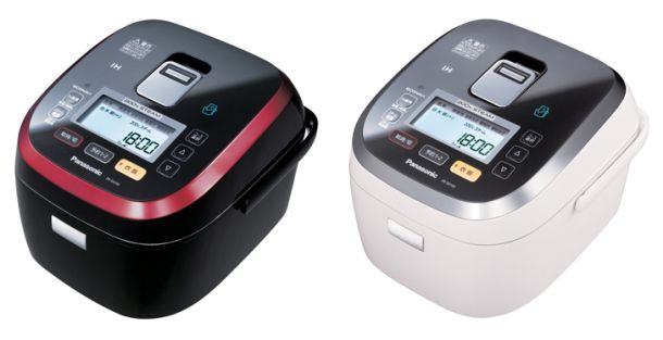 Japanese market to get a rice cooker from Panasonic that is controllable by a smartphone.
