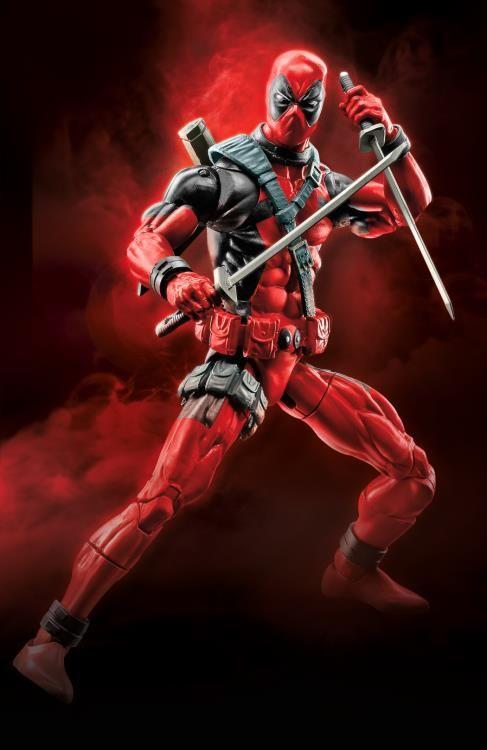 Marvel Legends Deadpool Series Coming Soon