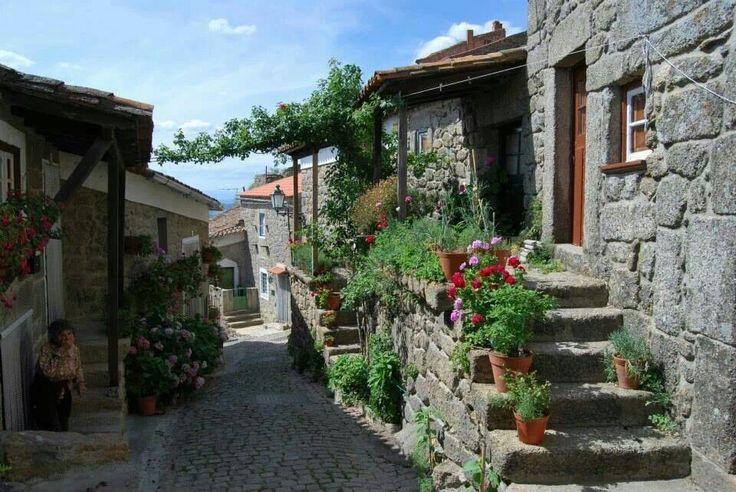 Monsanto,  the most Portuguese village in Portugal.