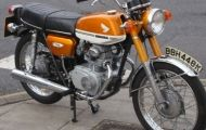 Honda CB175 K4 Classic Bike for Sale | Motorcycles Unlimited