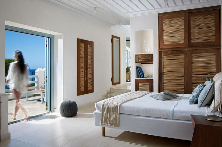 Island Suite with Private Sundeck - Belvedere Villa, Mykonos