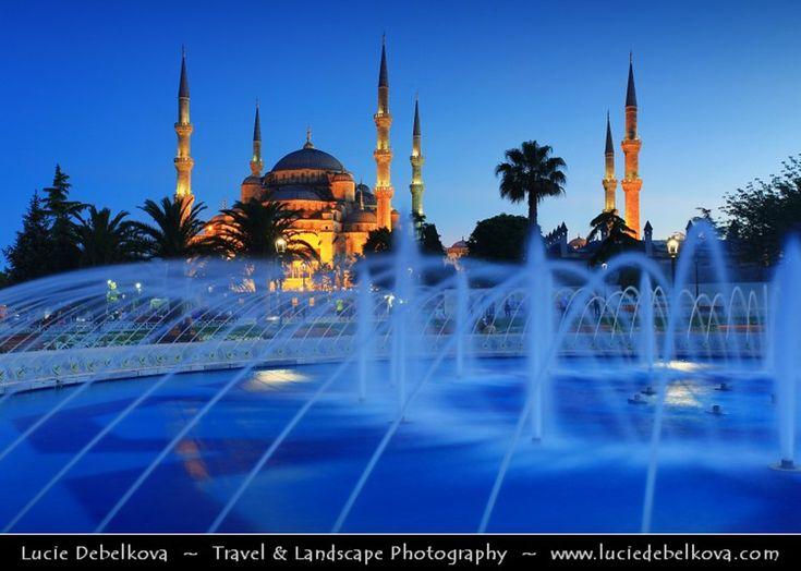 Turkey - Türkiye - Istanbul - Ancient Byzantium & Constantinopl :)