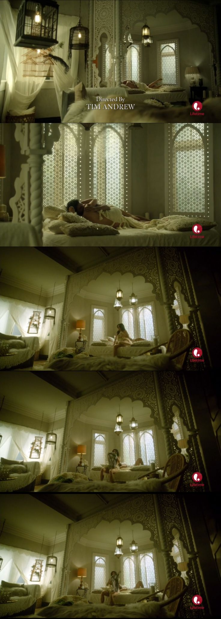 In love with Wendy's room from Witches of East End.